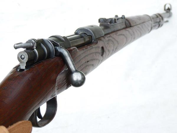 Deactivated Yugoslavian made Mauser K98 infantry rifle SOLD